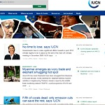 Protezione della natura e dell'ambiente: IUCN - International Union for Conservation of Nature