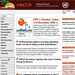 Protezione della natura e dell'ambiente: UNCCD - United Nation Convention to Combat Desertification