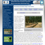 Biodiversità: UNEP e WCMC - United Nations Environment Programme e World Conservation Monitoring Centre