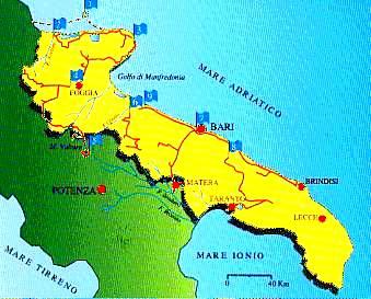 Terziario In Puglia