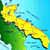 Il ruolo della Puglia come area d'avamposto, nell'orogenesi                         alpina terziaria in Italia