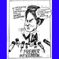 Le nostre vignette di politica  e tante altre