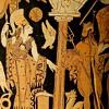 Mito e mitologia creazione olivo e cavallo