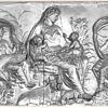 Gea, Divinità greca, Mitologia greca