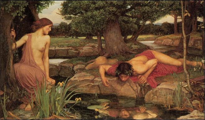 Narciso: Eco e narciso