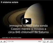 Video su come è composto il sistema solare