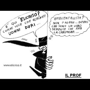 Il prof: Vignette di satira e di politica